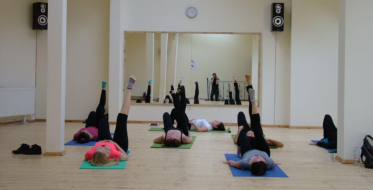Pilates tanfolyam
