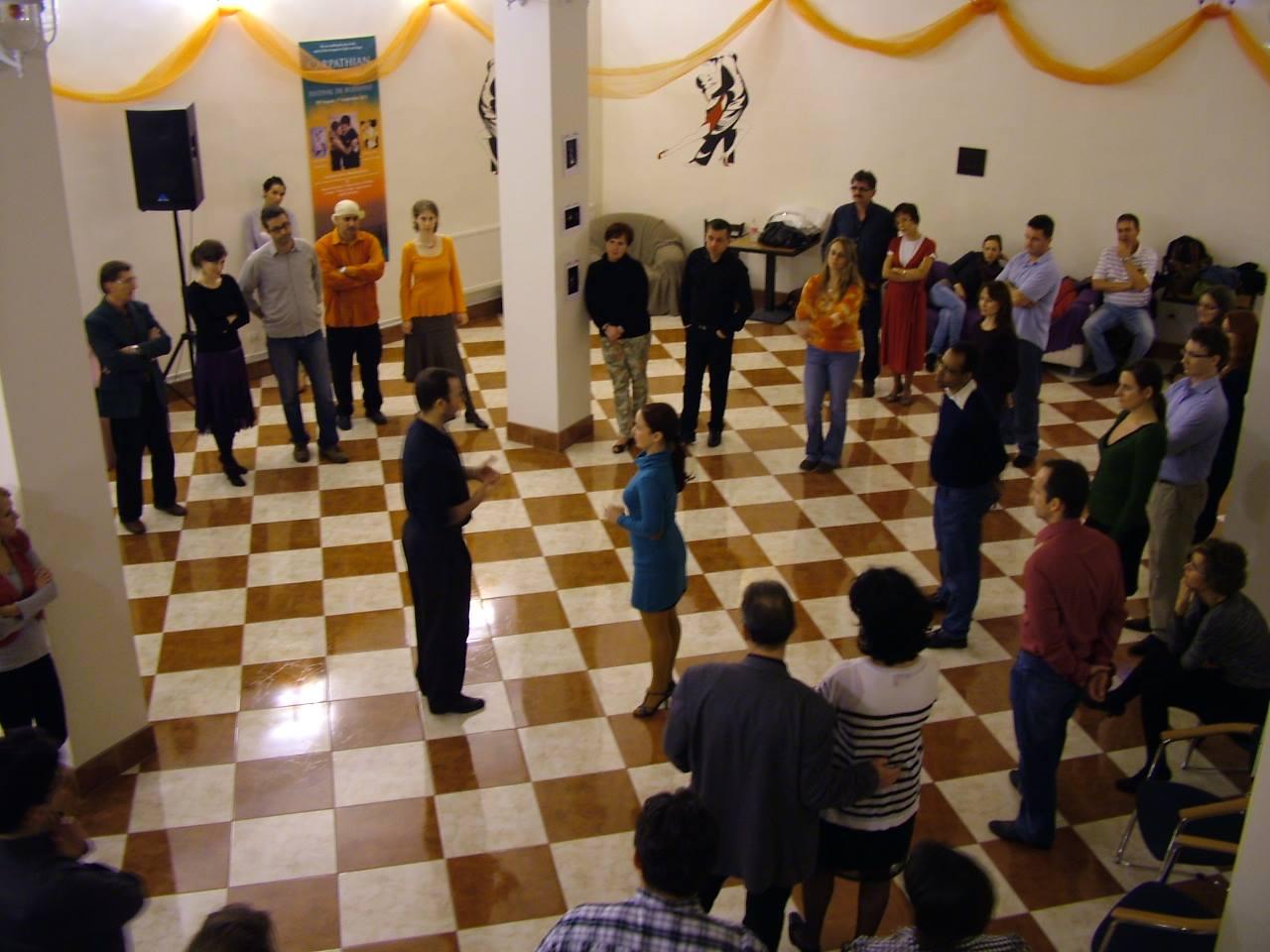 Argentin tangó tanfolyam